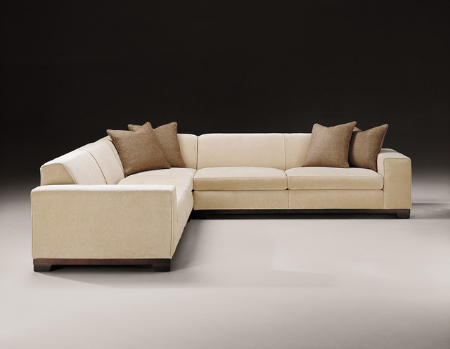 Cosmopolitan Sectional from Thayer Coggin contemporary-sectional-sofas