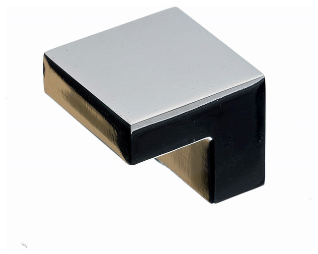 Chrome Finger Pulls - Traditional - Cabinet And Drawer Handle Pulls - by Simply Knobs And Pulls