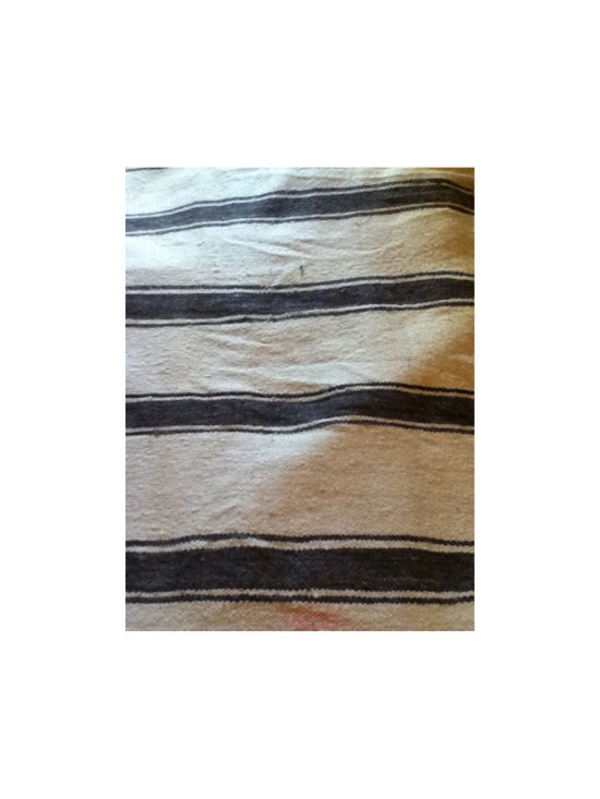 carpets from morocco - 60cm x 60 cm square floor cushion . 4-5 cushions can be made from this vintage blanket