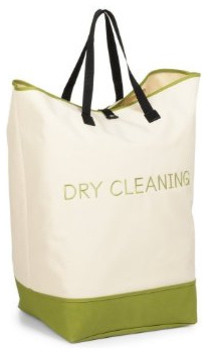 Homz Dry Cleaning Bag modern-baskets