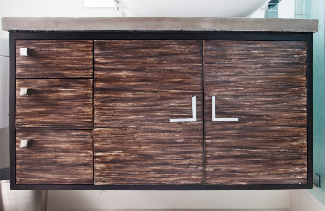Kea Lani Floating Vanity contemporary-bathroom-storage