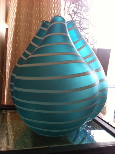 Sculptures contemporary-vases
