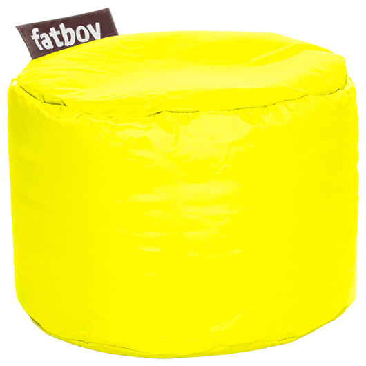 Fatboy Fluor Point - Yellow - Fatboy modern-footstools-and-ottomans