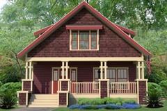 House Plan #461-32 : Houseplans.com