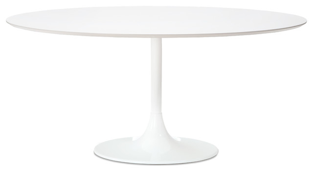 Corona-200 Oval Dining Table - modern - dining tables - by Inmod