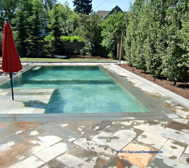Outdoor Pool Calgary Area