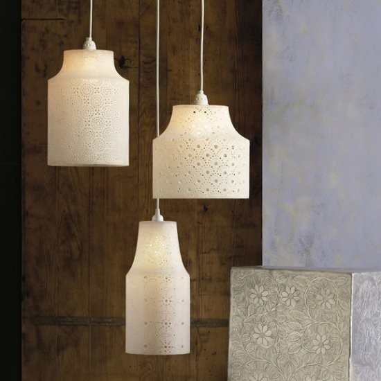 Medina Hanging Lamp - contemporary - pendant lighting - by Digs