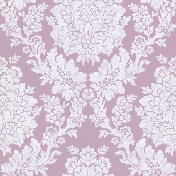 purple damask wallpaper - photo #8