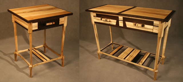 One of a kind occasional tables. modern-side-tables-and-end-tables
