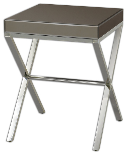 Lexia Modern Side Table traditional-side-tables-and-end-tables