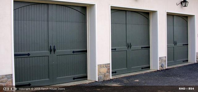 Ranch House Doors Product Overview garage-doors-and-openers