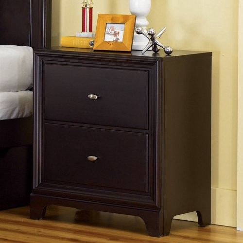 Lea Industries Midtown 2-Drawer Nightstand contemporary-nightstands-and-bedside-tables