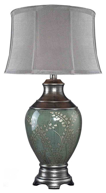 Dimond Lighting D2056 Westvale Hand Painted Table Lamp contemporary-table-lamps