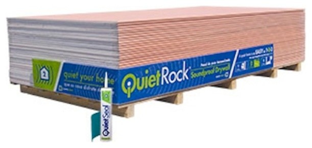 Quietrock Soundproof Drywall By Quietrock Com