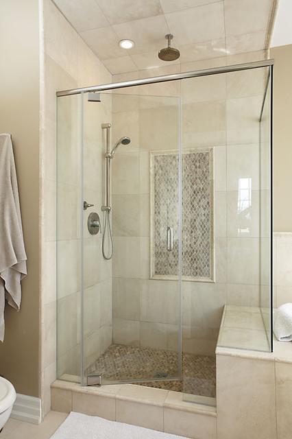 Master Bathroom Shower - Contemporary - Bathroom - toronto - by K West ...