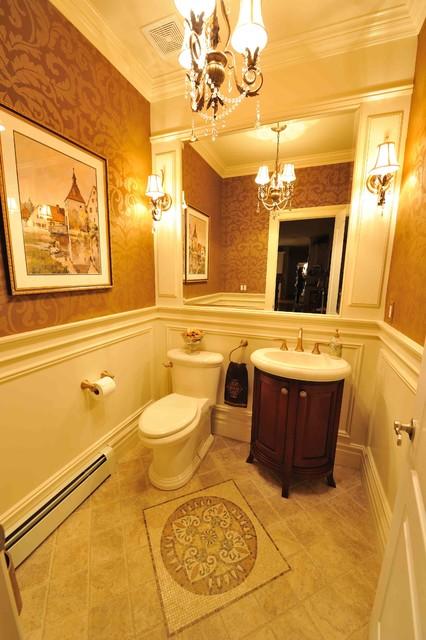 Powder Room traditional-powder-room
