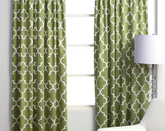 Mimosa Panels contemporary-curtains