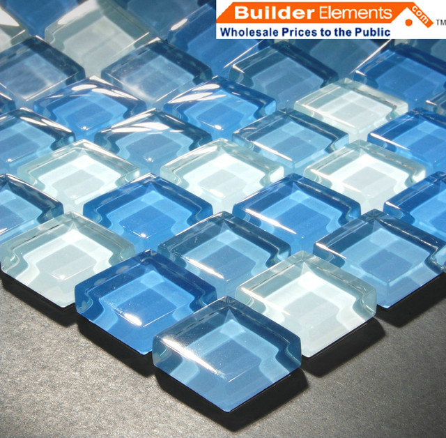 Crystal Glass Tile, Glass Mosaic Tile, Glass Tile COB0003 modern