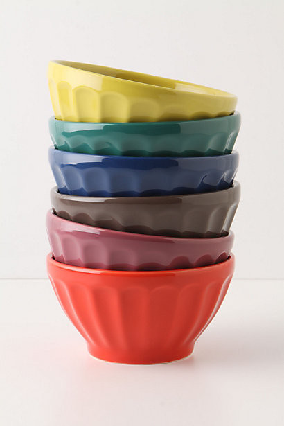 Latte Bowls contemporary-dining-bowls