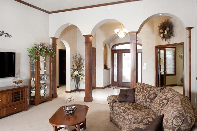 Real Estate Portfolio traditional-living-room
