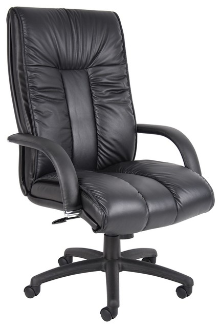 Hanra Executive Office Chair by Boss Office Products modern-task-chairs
