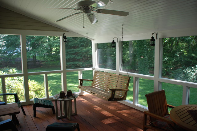 Decks and Porches traditional