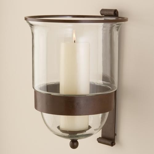 Global Views Simple Grande Wall Hurricane traditional-candles-and-candleholders