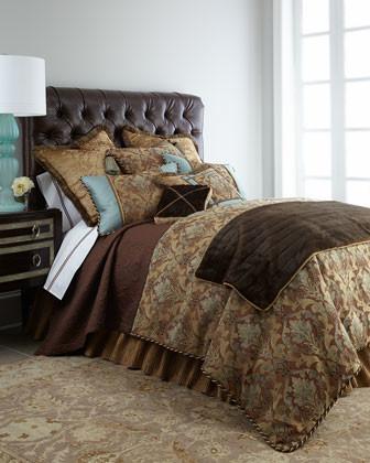 "Dian Austin Villa King Duvet Cover, 108"" x 95"" traditional-duvet-covers-and-duvet-sets"