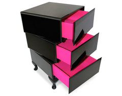 Black & Twisted modern furniture
