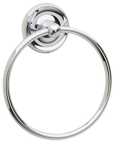 Villa Collection Towel Ring contemporary-towel-rings