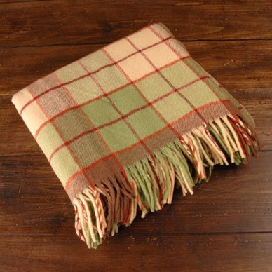 Fern Eco Wise Throw traditional-throws