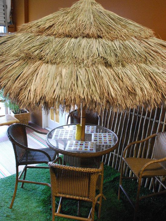 Thatch Umbrella - Natural -