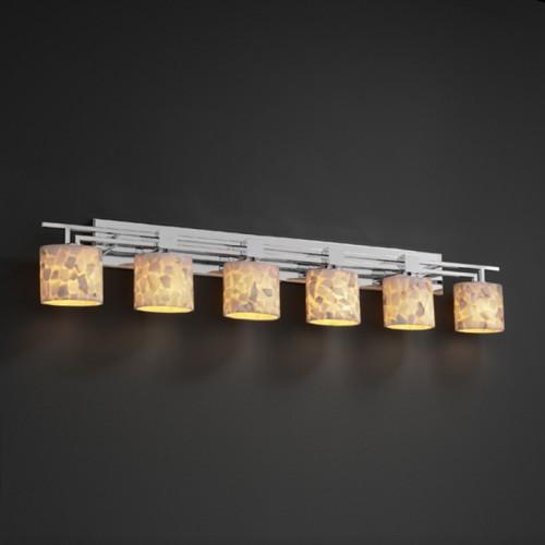 Aero 6-Light Bath Bar modern-bath-and-spa-accessories