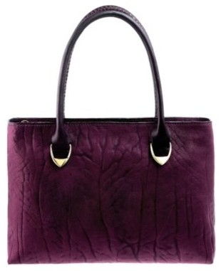 Hidesign by Scully Handbag - Aubergine modern-cleaning-supplies