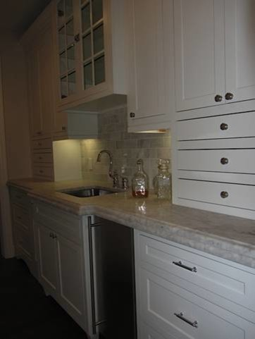 Kitchen Wetbar traditional-kitchen-cabinetry