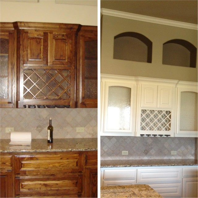 Cabinets & Accent Walls/niches
