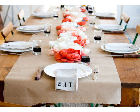 EAT Table Linens -