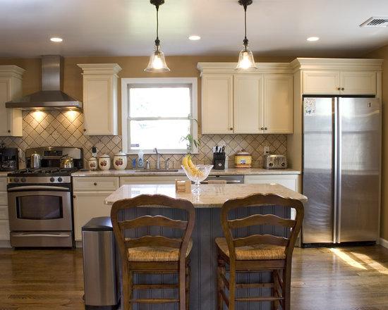 New Kitchen -- City Island, NY - Photography by Jacob Goodman