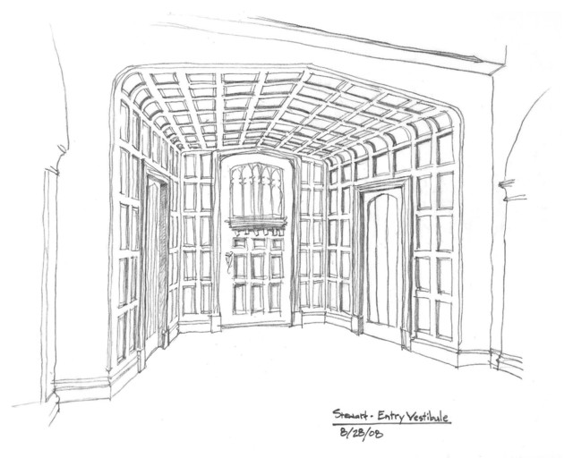 Conceptual Drawings and Renderings traditional