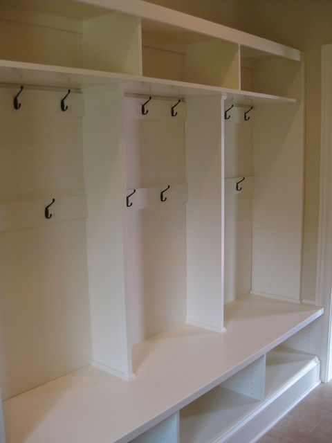 Mudroom Organizers Storage : Mudroom organizer modern new york by closet works of