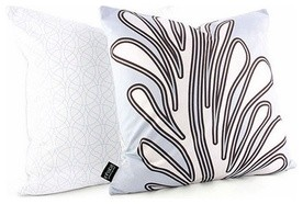 Inhabit | Seagrass Pillow modern-decorative-pillows