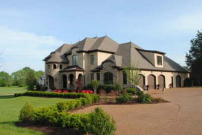Hillside Homes traditional-exterior