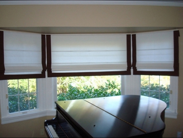 beautiful roman shades new york by wallauer 39 s design