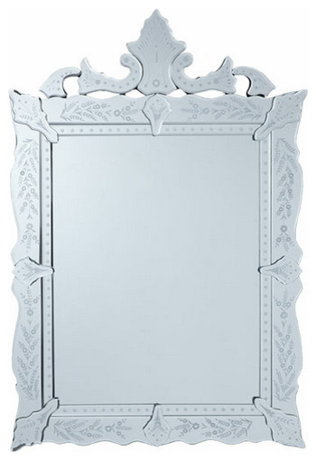 Stunning Venetian Mirror traditional