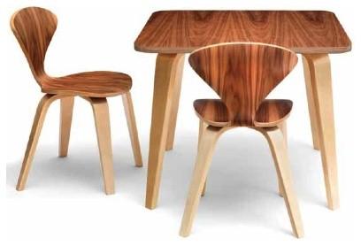 Cherner Children's Table   CA Modern Home - Modern - Kids ...