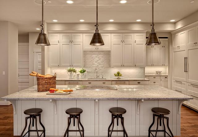 Woodinville Retreat contemporary-kitchen