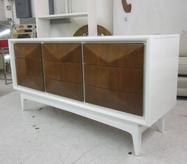 Mid Century Dresser Modern dallas by again & again
