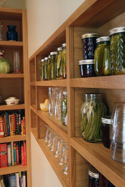Upcycled Kitchen modern-kitchen