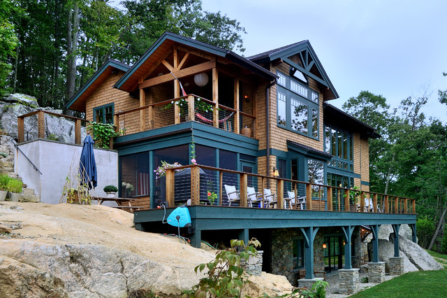2012 HOBI Award Winner traditional-exterior