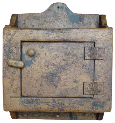 Key Box - Rustic - Decorative Boxes - by Red Fox Primitives